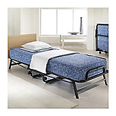 Jay-Be Crown Windermere Folding Guest Bed with Water Resistant Mattress, Single