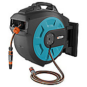 Gardena Wall Mounted Hose Box with Auto Roll-up, 35m