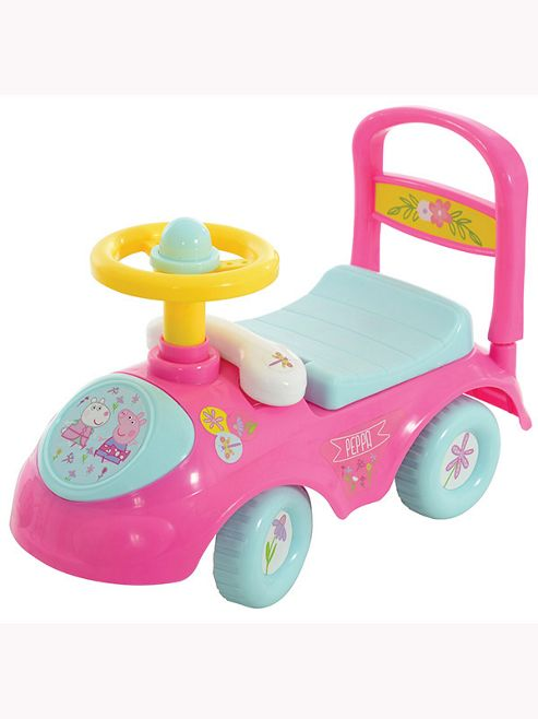 Peppa Pig my first sit and ride on