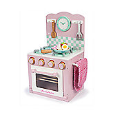 Le Toy Van Oven and Hob Set - Pink