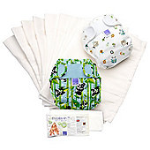 Bambino Mio Miosoft Two-Piece Nappy Set - Size 1 (Unisex)