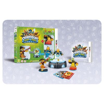 Skylanders Swap Force - Starter Pack (3DS)