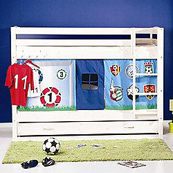 Thuka Trendy Football Ladder Bunk Bed