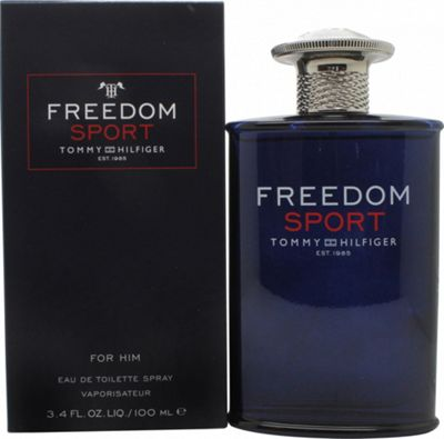 Tommy Hilfiger Freedom Sport Eau de Toilette (EDT) 100ml Spray For Men