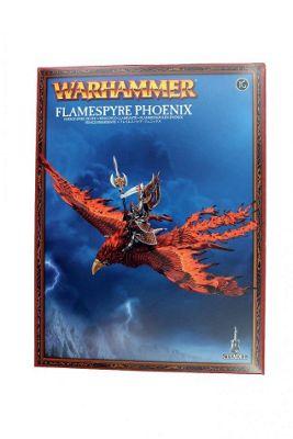 Warhammer High Elves Flamespyre Phoenix Model Kit