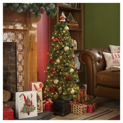 Buy 4ft Christmas Tree, Topiary from our Christmas Trees range - Tesco