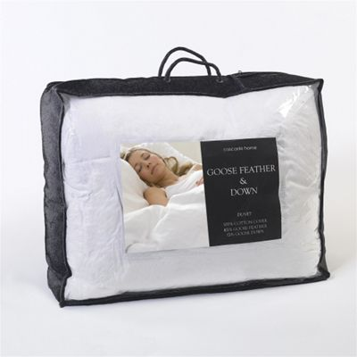 Goose Feather & Down Duvet 10.5tog - Single