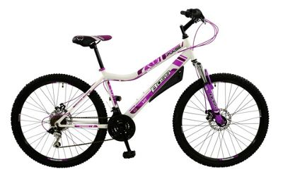 Boss Pulse 26 Inch Front Suspension Mountain Bike Teenager to Adult- MV Sports