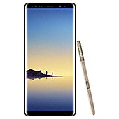Samsung Galaxy Note 8 Gold -SIM Free