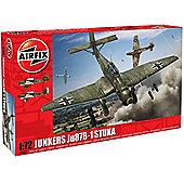 Airfix A03087 Junkers Ju87B Stuka 1:72 Aircraft Model Kit