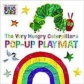 The Very Hungry Caterpillar Pop up Play Playmat Pop Up Book