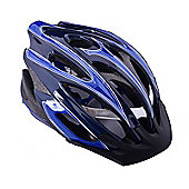 Giant Ixion Mountain Bike Helmet 51-54cm Black/Blue