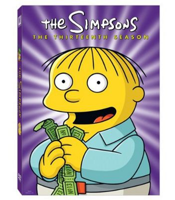 Simpson Season 13 (DVD Boxset)