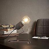 Versanora Stylish Bedside Table Lamp Rose Gold Modern Lighting VN-L00023