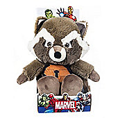 "Posh Paws Marvel 10"" Plush ROCKET RACCOON"