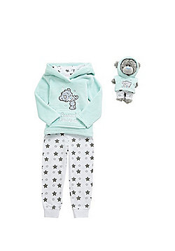 Me to You Pyjama Set with Dinky Bear Outfit - Mint