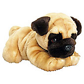 Keel Toys 35cm Pug Dog Plush Soft Toy