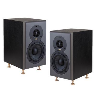 TIBO Legacy 3+ Speakers (Black)