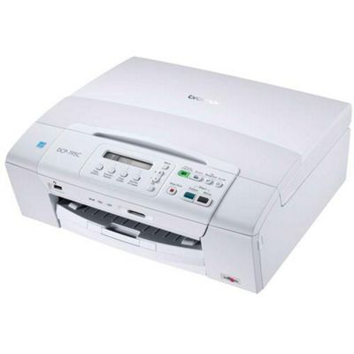 DCP-195C Compact Colour Inkjet Multifunction Printer