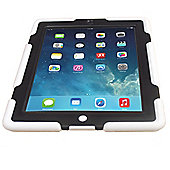White Shock Proof Case for iPad 2, 3 & 4