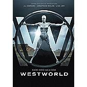 Westworld Season 1 4K Dvd 3 Disc