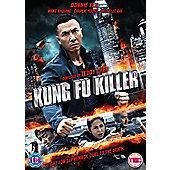 Kung Fu Killer DVD