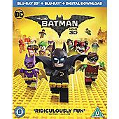 The Lego Batman Movie Blu-Ray 3D