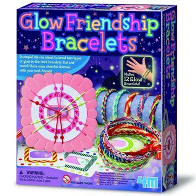 Great Gizmos 4M Glow Friendship Bracelets