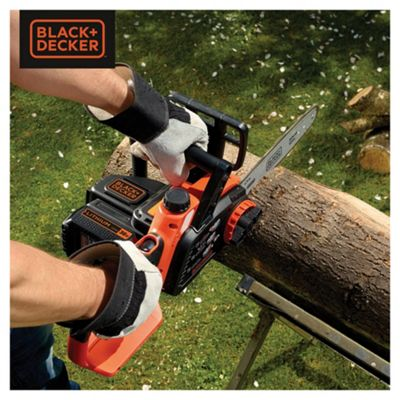 BLACK+DECKER 36v Cordless 2.0ah Li-Ion Chainsaw - Without Battery