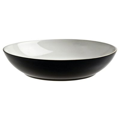 Denby Everyday Black Pepper Pasta Bowl