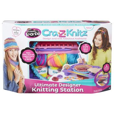 Cra-Z-Knitz Ultimate Design Set