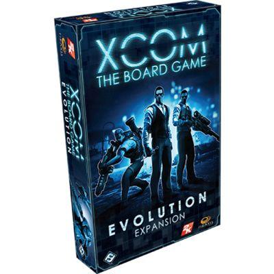 XCOM Board Game Evolution Expansion
