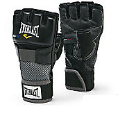 Everlast Evergel Weight Lifting Gloves - Black