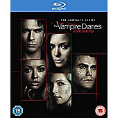Vampire Diaries Seasons 1-8 Blu-ray