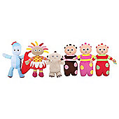 In The Night Garden Bumper Soft Toy Pack