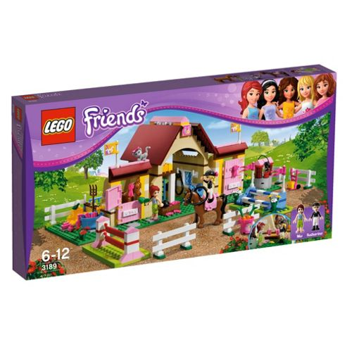 LEGO Friends Heartlake Stables 3189