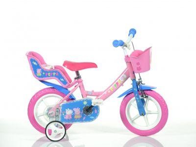 DINO Bikes Peppa Pig 12inch inch Bicycle