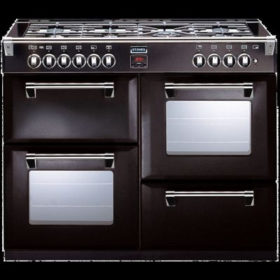 Stoves Richmond 1000GT 100cm Wide Gas Range Cooker in Black