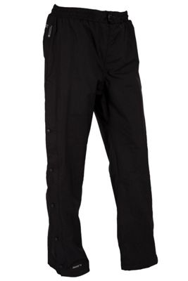 Mountain Warehouse Downpour Women's Waterproof Trousers with Taped Seams, Ankle