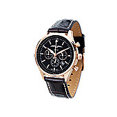 Jorg Gray Commemorative Edition Ladies Leather Chronograph Date Watch JG6500-22