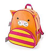 Skip Hop Zoo Kids' Backpack, Cat