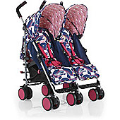 Cosatto Supa Dupa Go Twin Stroller (Magic Unicorns)