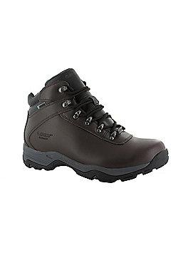 Hi-Tec Mens Eurotrek III Waterproof Boots - Brown