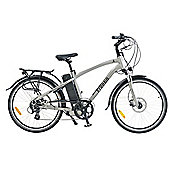 FreeGo Eagle Crossbar 16Ah Electric Bike Grey