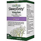 Natures Aid SleepEezy (Valerian) 150mg - 60 Tablets