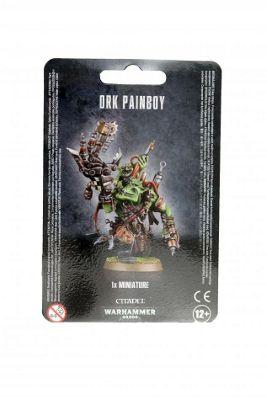 Warhammer Ork Painboy Model Kit