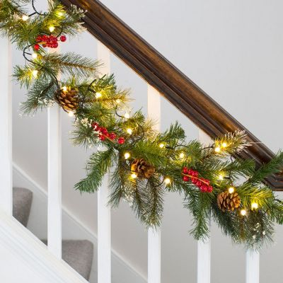 Buy 80 Warm White Berry Indoor Led Fairy Lights From Our