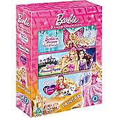 Barbie: The Princess Collection (DVD)