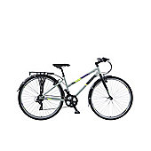 "Viking Quo Vadis 16"" Step Through Frame 700c Urban Trekking Hybrid Bike"