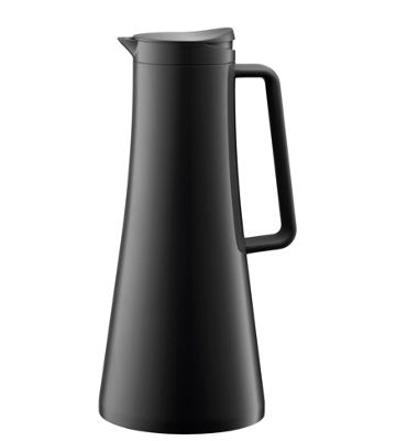 Bodum Bistro 1.1L Insulated Thermo Jug, Black